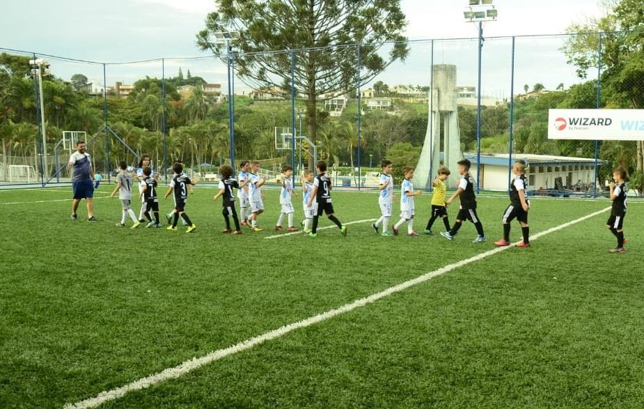 Futebol de campo // Society Categorias de Base