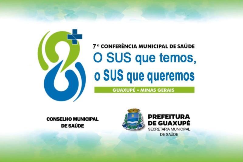 Conferência Municipal de Saúde - Inscrições
